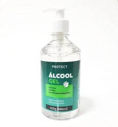 Álcool Gel Protect 70% - 420g